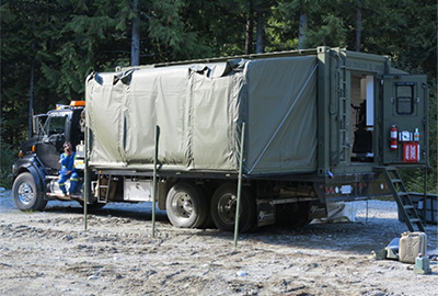 Medium Support Vehicle System (MSVS) Program